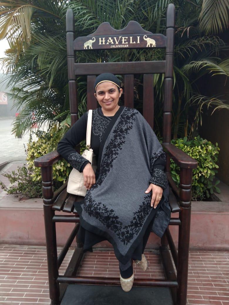 Mrs. Navpreet Kaur
